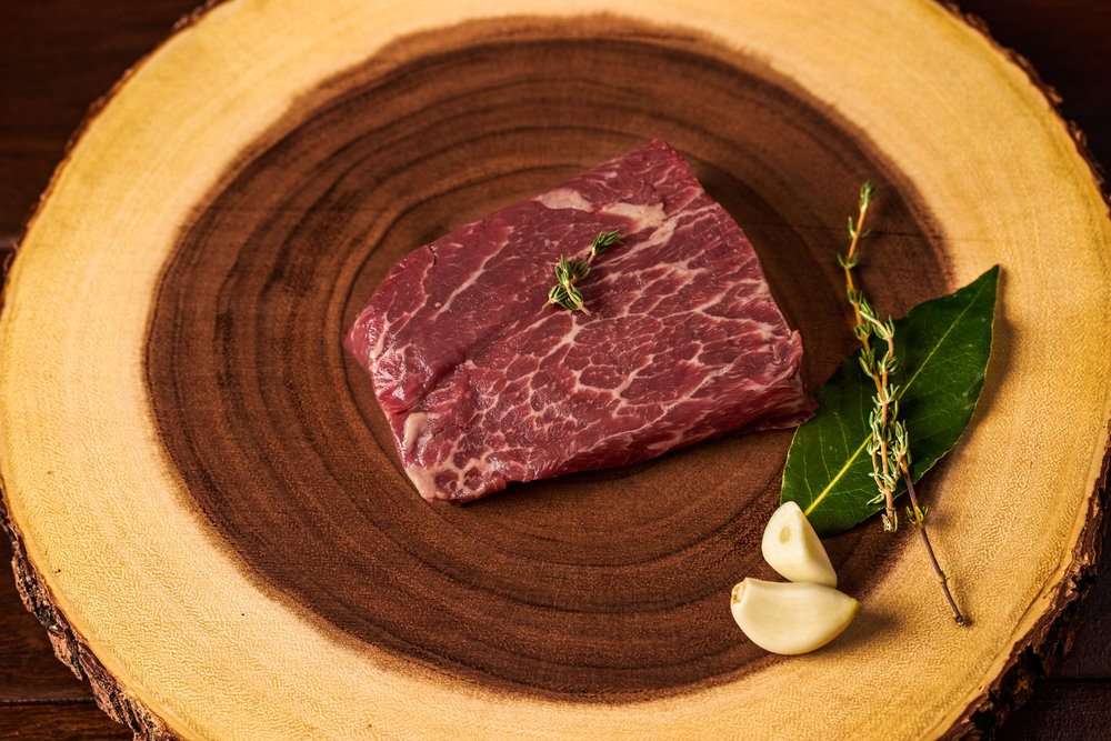 Natural Beef FlatIron Steak