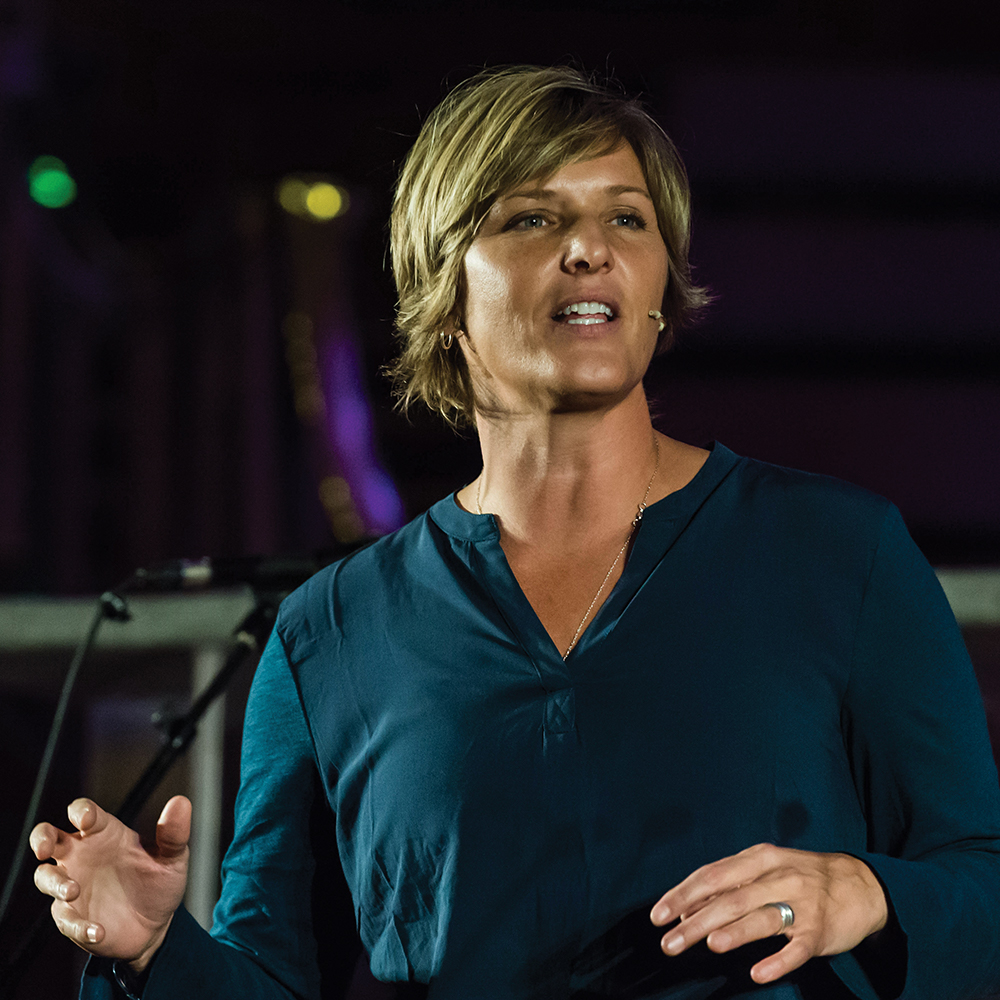 Danielle Strickland is currently based in Toronto, Canada. Her aggressive compassion has served people firsthand in countries all over the world. Through her many global initiatives and speaking engagements, she trains, advocates, and inspires people to live differently.   Danielle is a tremendously successful conference speaker, and in this workshop she will teach you her unique approach to to speaking without notes in order to be a more effective public speaker.