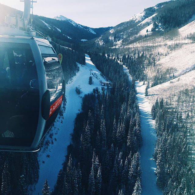 Making history with @autumnalden #oneparkcity #Parkcity #itdidntbreak #skithebigness? ⛷⛷