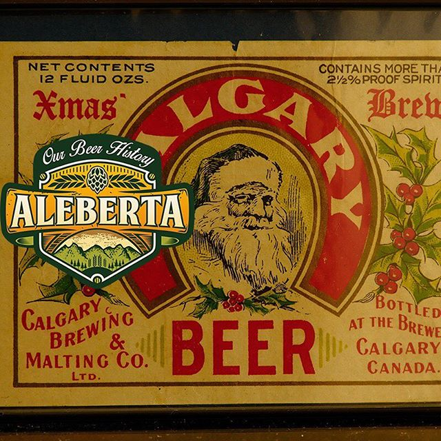 #Xmas #Brew from #Calgary #Brewing and Malting  #WatchLocal #DrinkLocal visit website in profile for screenings in #YYC #YVR #YEG