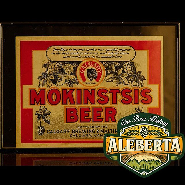 #Calgary Brewing and #Malting brewed at #Mokinstsis #Beer AKA #Hops #IPA #WatchLocal #DrinkLocal visit website in profile for screenings in #YVR #YEG