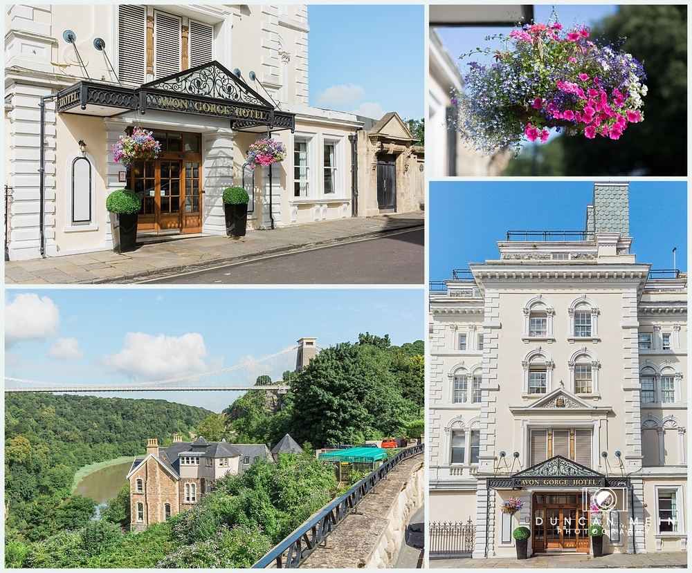 Weddings at Avon Gorge Hotel - Hotel Exterior