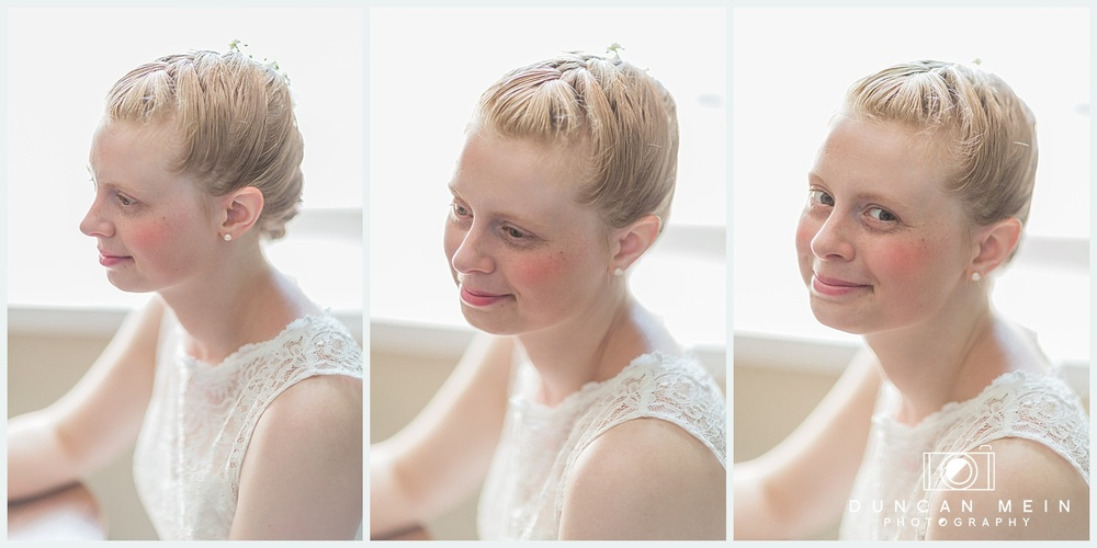 Weddings at Avon Gorge Hotel - Portraits of the Bride