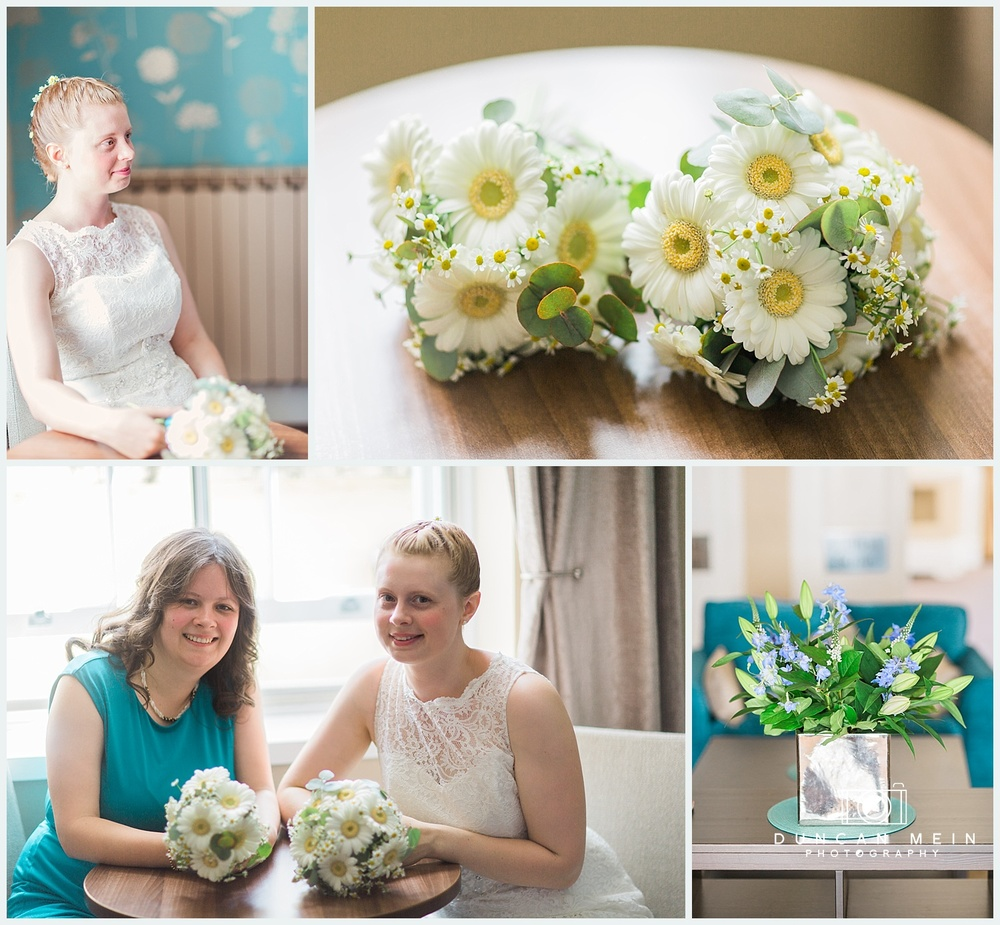 Weddings at Avon Gorge Hotel - Bridal Wedding Bouquet