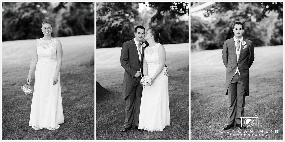 Weddings at Avon Gorge Hotel - Bride and Groom Portraits at the Clifton Suspension Bridge