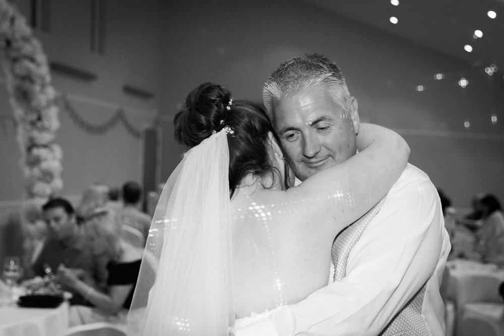 Wedding At Seftons Barn - Father Daughter Dance