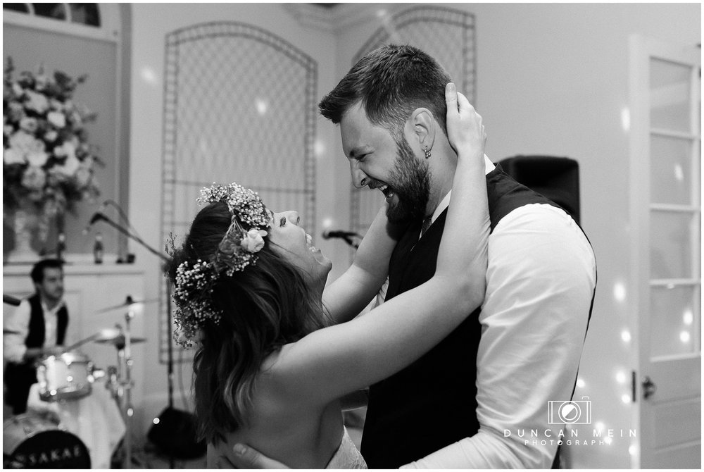 Wedding at Goldney Hall - Bride and Groom First Dance