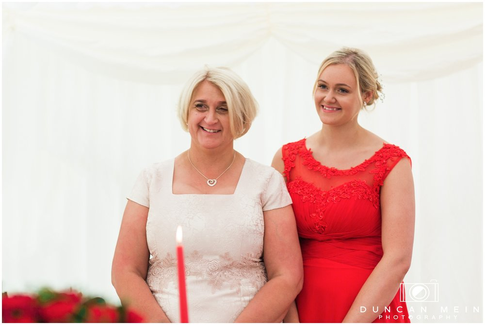 Wedding in Crudwell Village - Mother of the Bride and Maid of Honour