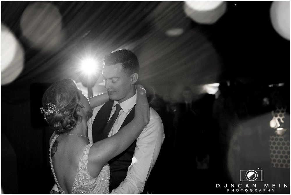 Wedding in Crudwell Village - Bride and Groom First Dance