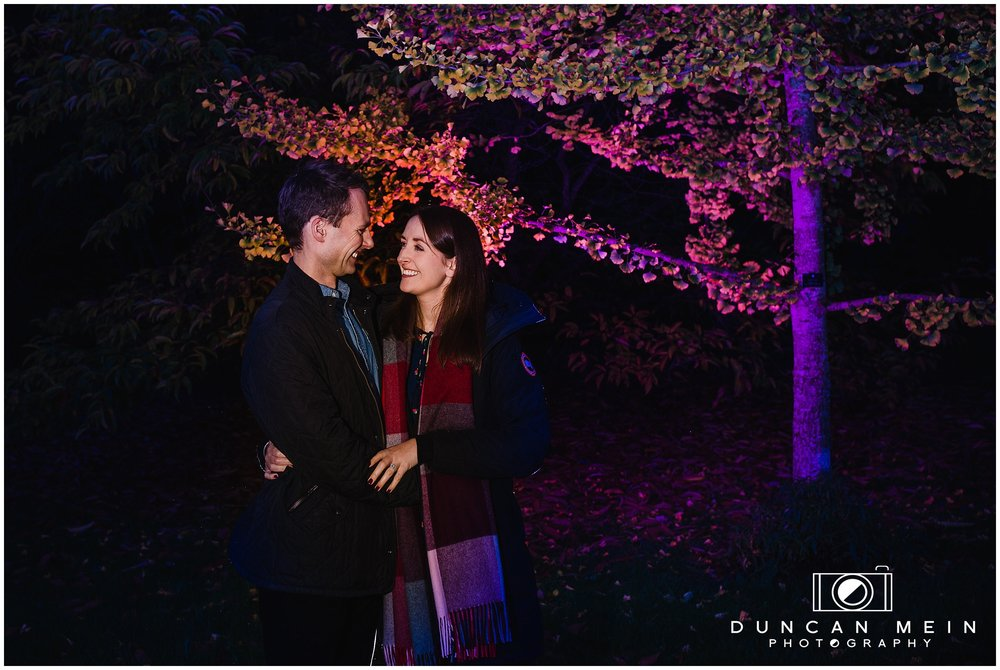 Engagement Shoot at Westonbirt Arboretum