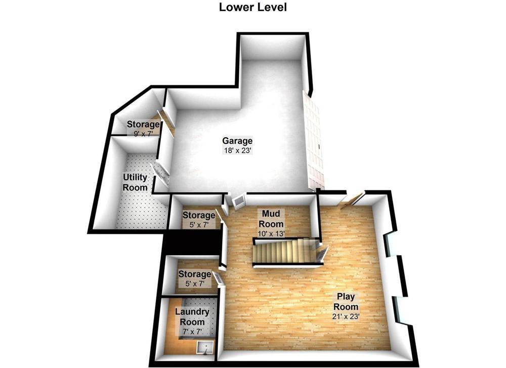 38 Terrace Ave Riverside CT-large-005-Lower Level-1375x1000-72dpi.jpg