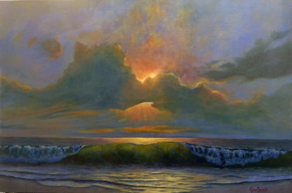"""""""Ocean Sunset"""""""