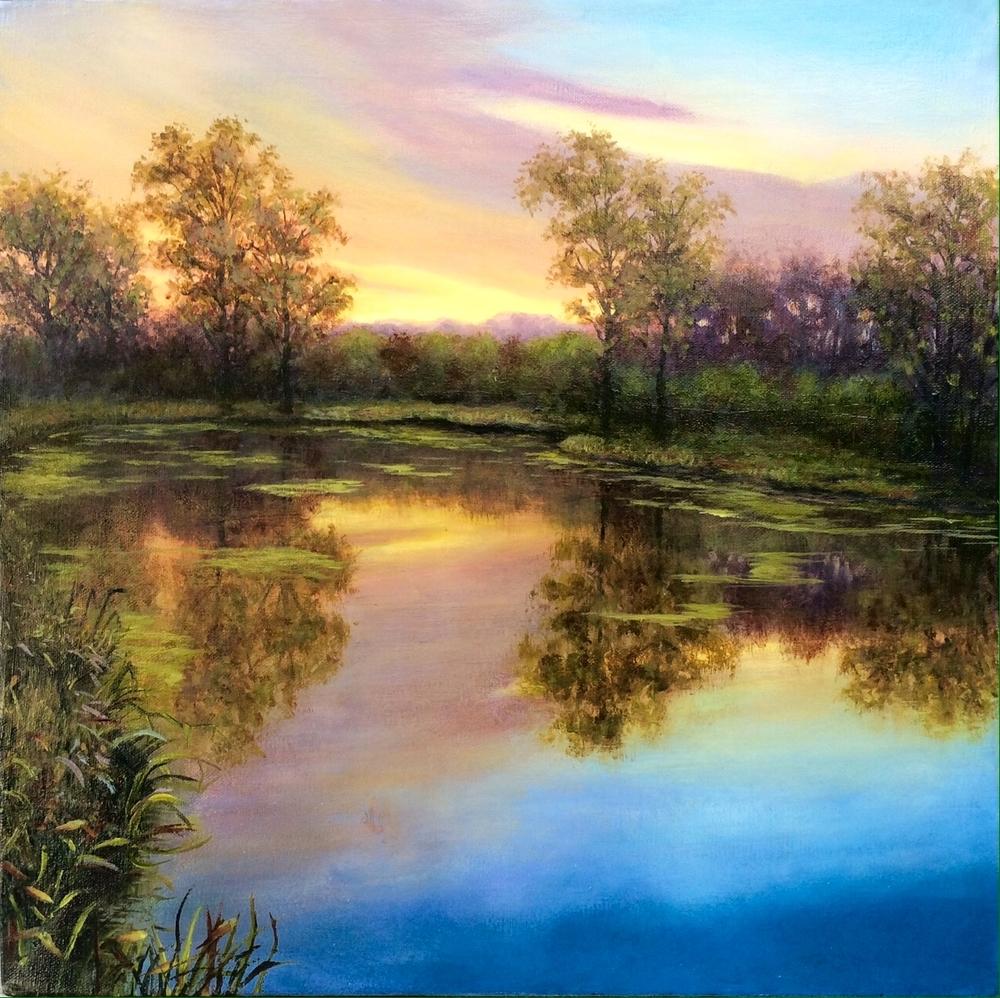 """""""Delta Sunset"""""""