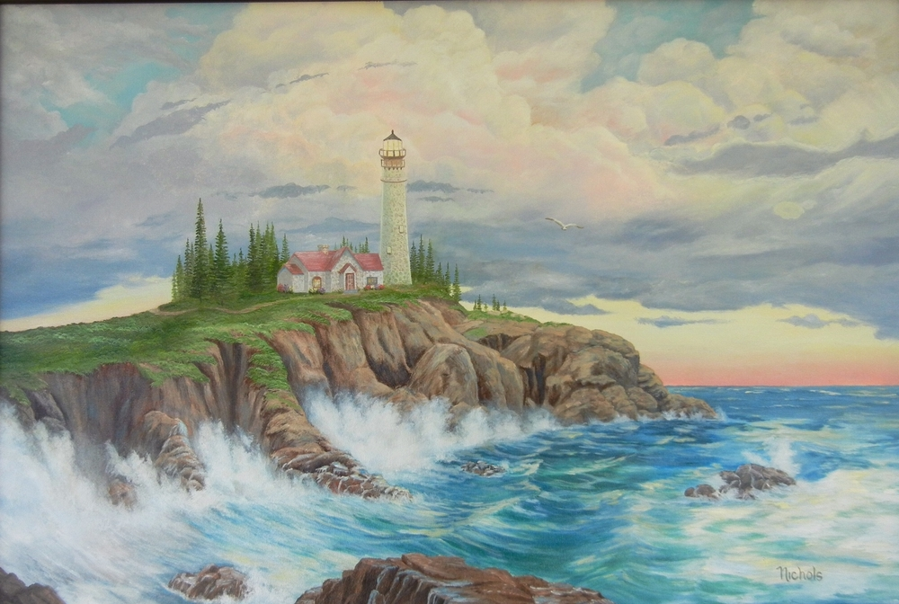 """Lighthouse"""