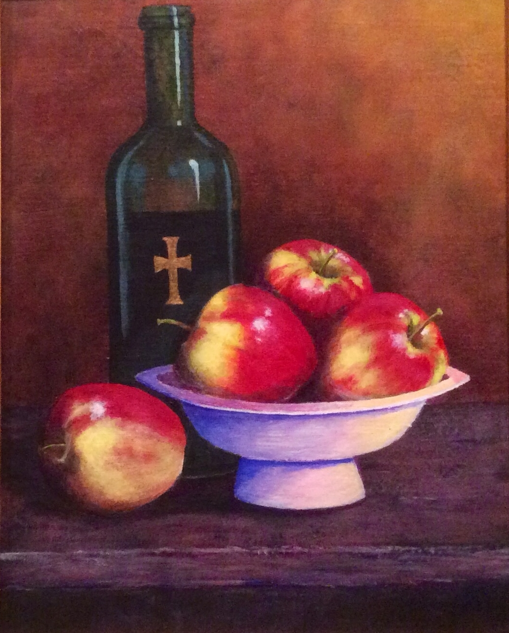 """Wine and Apples"""