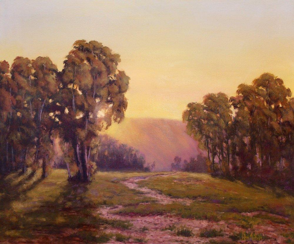 """Sunrise Trail"""
