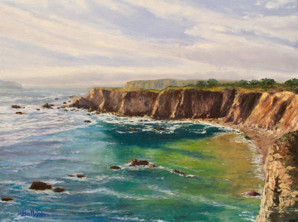 """""""Mendocino Coast"""""""