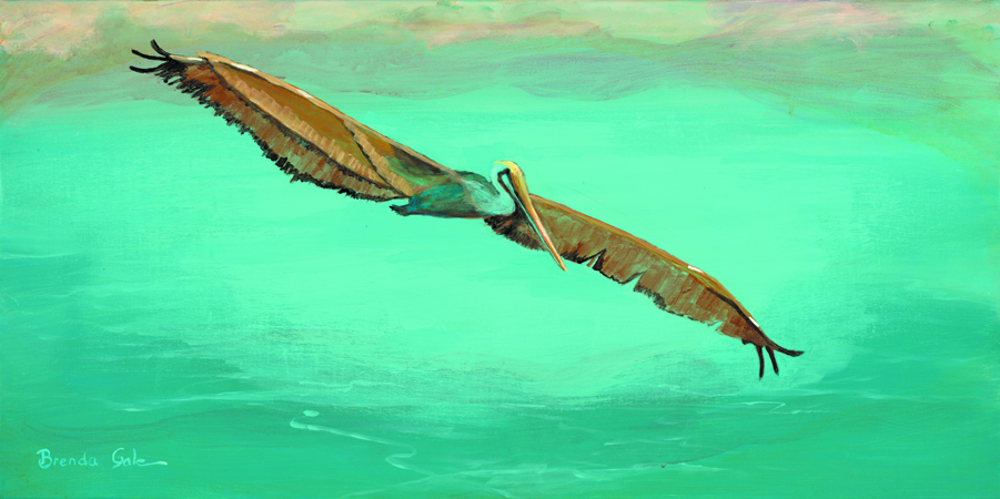 GLIDING the PACIFIC Original gallery wrap 18x36 $1,200, Giclee 18x36 $500, Matted Prints 11x14 $45, 8x10 $30.jpg