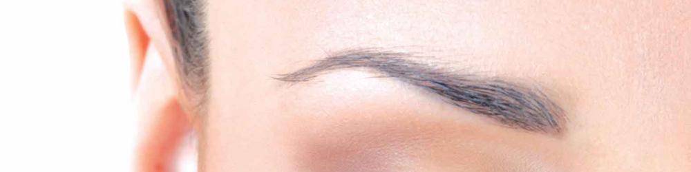 Augenbrauen färben und/od. faconieren
