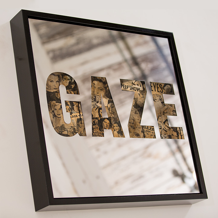 GAZE  - Jeremy Penn Art