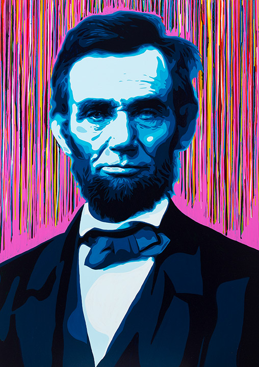 Abraham Lincoln Painting
