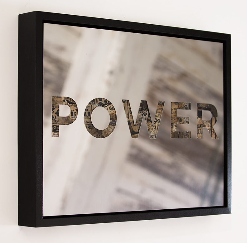 POWER  - Jeremy Penn Art