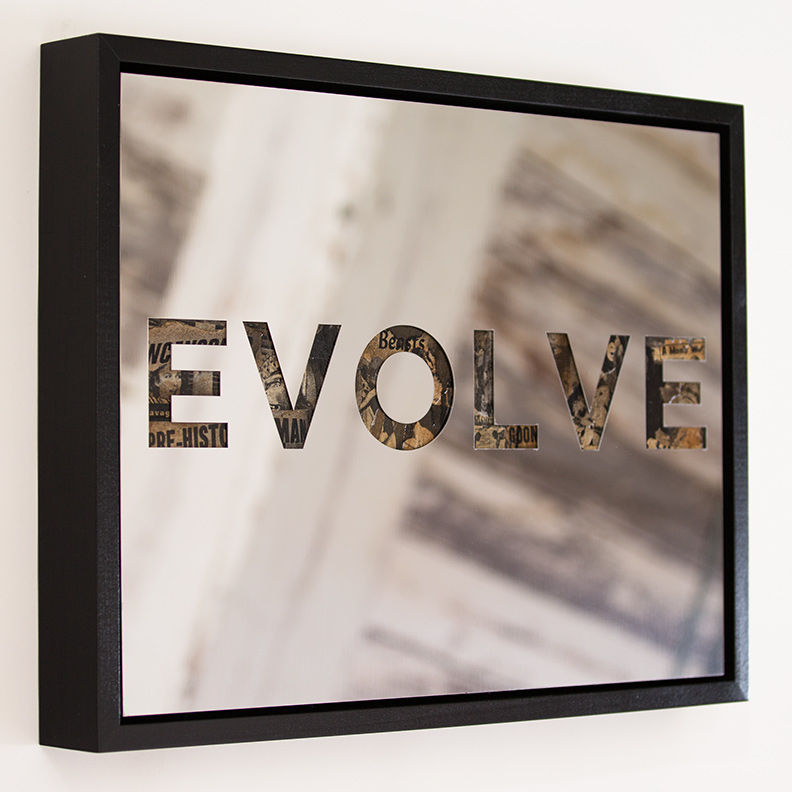 EVOLVE  - Jeremy Penn Art