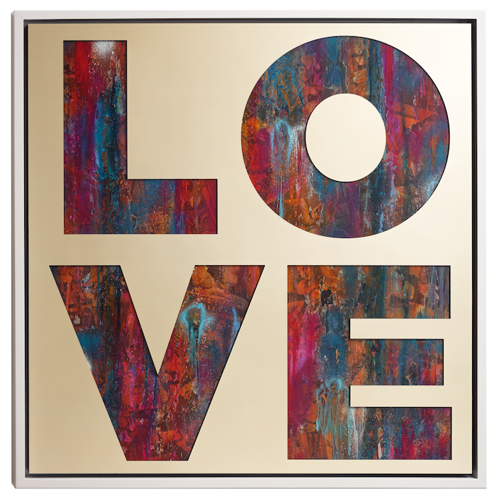 LOVE  - Jeremy Penn Art