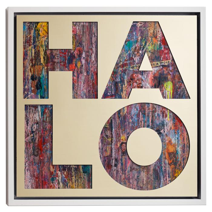 HALO  - Jeremy Penn Art