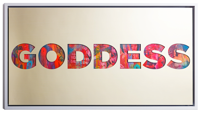 GODDESS  - Jeremy Penn Art
