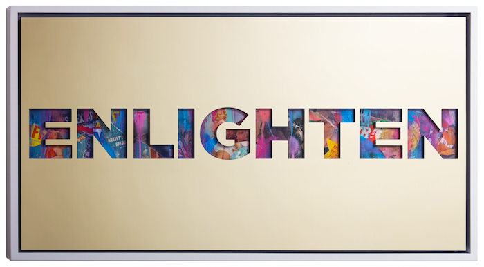 ENLIGHTEN  - Jeremy Penn Art
