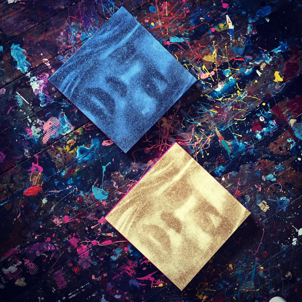 Kate Moss Paintings
