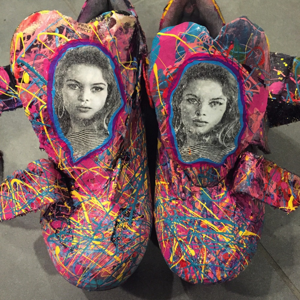 Jeremy Penn Soulcycle shoes