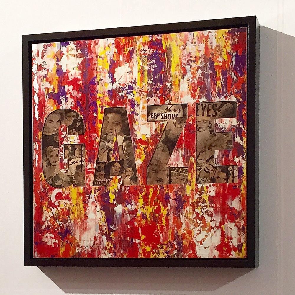 Jeremy Penn Gaze Painting