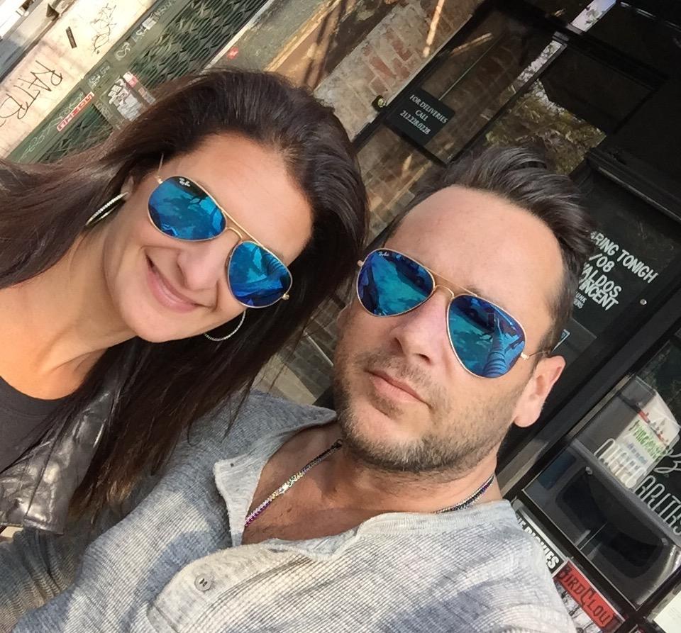 Jessica Levy & Jeremy Penn