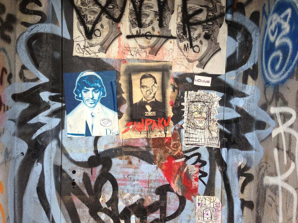 Jeremy Penn Street Art