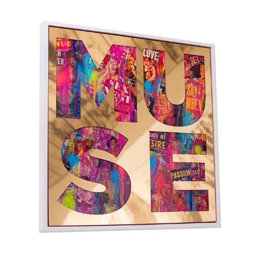 """""""MUSE"""" by Artist Jeremy Penn"""
