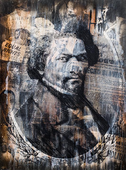 Frederick - Jeremy Penn Art