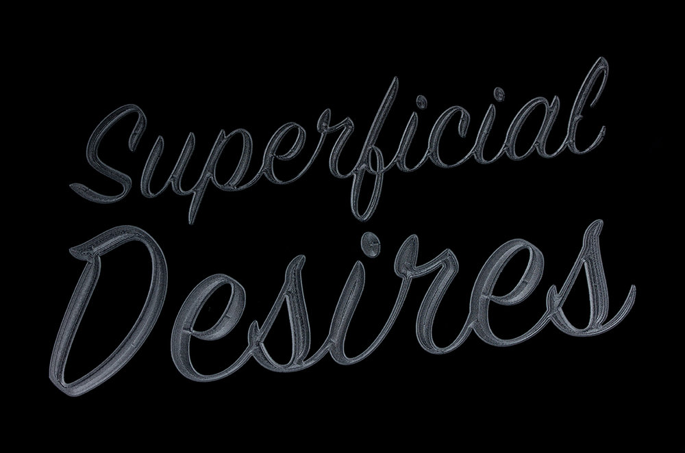 Superficial Desires - Jeremy Penn Art