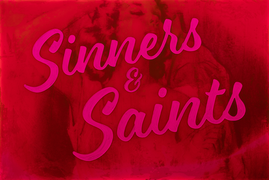 Sinners and Saints - Jeremy Penn Art