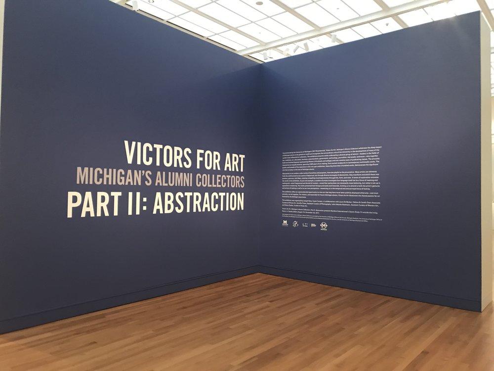 UMMA Victors for Art