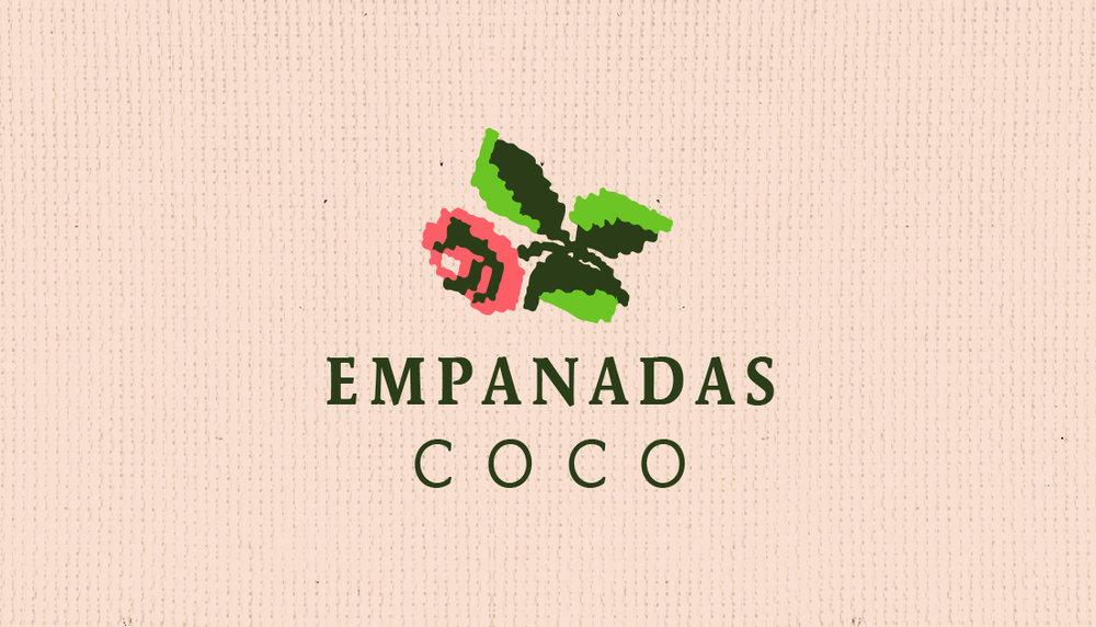 Empanadas Coco Branding