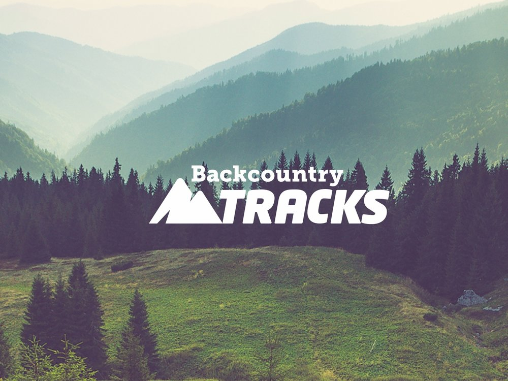 Backcountry Tracks App Logo