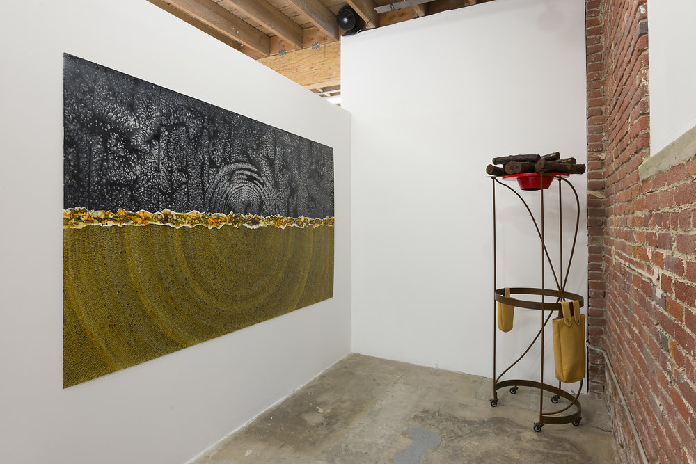 Side Gallery, installation view. Photo: Ruben Diaz