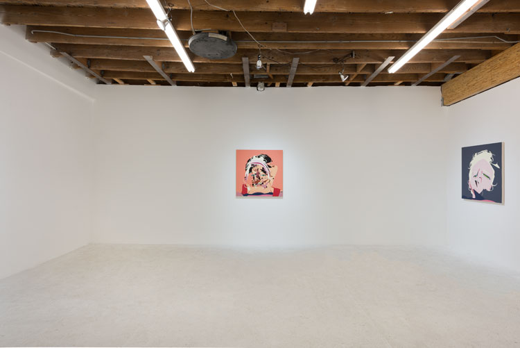 Chris Finley.  Installation View , 2017. Chimento Contemporary. Photo: Ruben Diaz