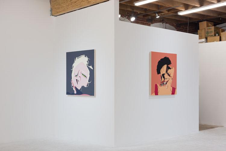 Chris Finley. Installation View , 2017. Chimento Contemporary. Photo: Ruben Diaz