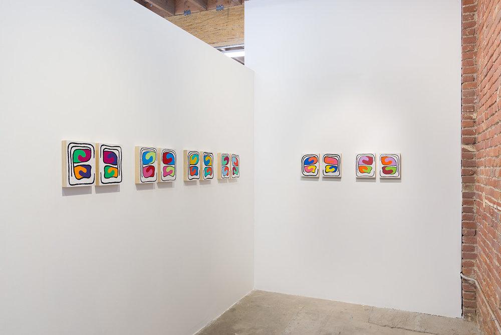 Monique Prieto, Installationview, Chimento Contemporary | Photo: Ruben Diaz