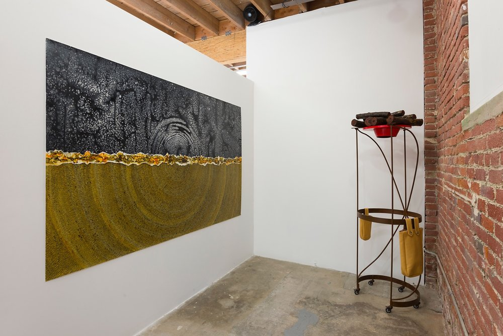 PHYLLIS GREEN & SANDEEP MUKHERJEE 'NEW WORK'