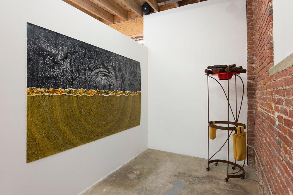 PHYLLIS GREEN & SANDEEP MUKHERJEE 'NEW WORK'
