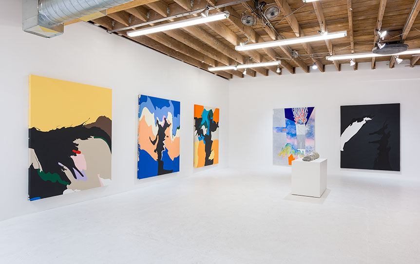 Affinity and Distance , Installation view. Chimento Contemporary. Photo: Ruben Diaz